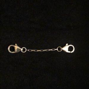 Silpada bracelet safety chain